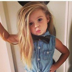 she look so cute