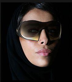 Hijab Style: Dubai Style: Burqa Shades by bq