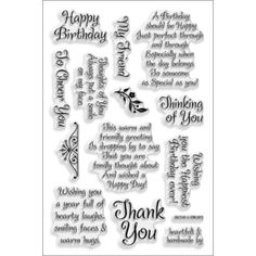 Fiskars Lasting Love 8x8-inch Quote Clear Stamp Sheet | Overstock.com Shopping - The Best Deals on Clear & Cling Stamps