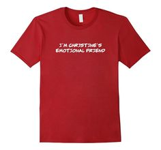 Amazon.com: I'm Christine's Emotional Friend Shirt. Baba Booey to Ya'll. Howard Stern Show. Hit'em with the Hein Shirt. Howard Stern. Robin Quivers. Artie Lange. Stern Show. Howard 100. Hey Now. Baba Booey. Howard Stern Shirts. Ben Stern Sayings.