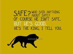 Aslan.
