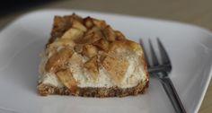 Appel yoghurt taart diabetes
