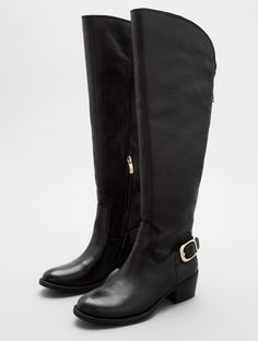Vince Camuto boots - black leather