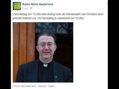 Pastoor Los bij Radio Maria - Hemelvaart