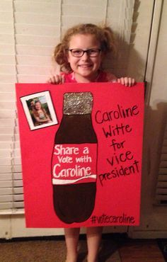 Image result for elementary student council president poster ideas