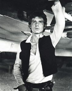 """You've never heard of the Millennium Falcon? She's the ship that made the Kessel Run in less than 12 parsecs. She's fast enough for you, old man. What's the cargo?"" - Han Solo, Star Wars Episode IV: A New Hope"