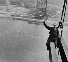 July 11, 1936: After seven years of construction, the Triborough Bridge opens in New York City, connecting the boroughs of Manhattan, the Bronx, and Queens. 2,700 construction workers worked on the $60 million project, financed in part through the Public Works Administration through much of the Great Depression.