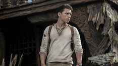 Information oi-Sanyukta Thakare | Printed: Friday, October 22, 2021, 16:26 [IST] Sony Photos Leisure India has launched the trailer of Tom Holland upcoming movie titled Uncharted. Helmed by Ruben Fleischer the movie additionally stars Mark Wahlberg, Antonio Banderas, Sophia Taylor Ali and Tati Gabrielle. Salma Hayek Acquired Into A Critical Struggle With Chloé Zhao Over […] The post Uncharted Trailer: Tom Holland Turns Bartender & Adventurer For Mark Wahlberg's Action Thril
