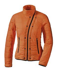 2015 Ride TourShell thermal jacket - Orange