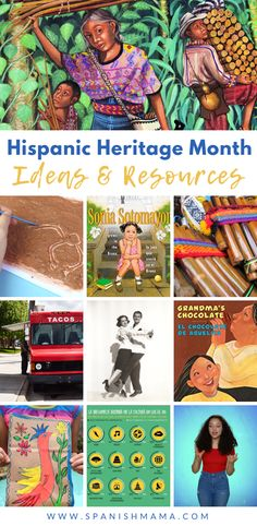 The Ultimate Guide to Hispanic Heritage Month Activities
