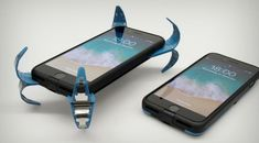 "Smartphone cracking issue will be no longer in future. A student, Philip Frenzel has invented ""AD Case"" aka ""Mobile Airbag"" to prevent Smartphone from cracking. See the video here. Diy Phone Case, Iphone Cases, Mobiles, T Mobile Phones, Mobile Cases, Innovation, Latest Phones, Phone Hacks, Samsung"
