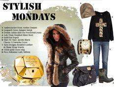 Rock your Monday. #Look #StylishMondays #Rock #Style