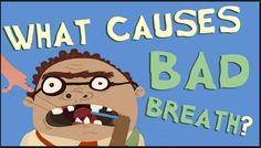What Causes My Bad Breath? Bad breath, also known as halitosis, is breath