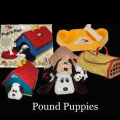 I had every pound puppy they made, I think. 90s Childhood, My Childhood Memories, Pound Puppies, Back In My Day, 90s Nostalgia, 80s Kids, Oldies But Goodies, Old Toys, The Good Old Days