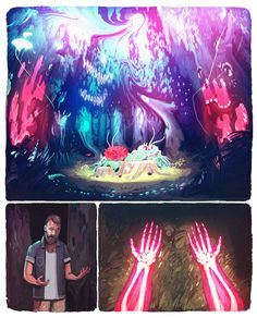 Svatojanská noc - Dominik Miklušák Grimm, Concert, Movie Posters, Art, Art Background, Film Poster, Kunst, Concerts, Performing Arts