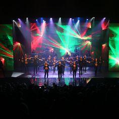 The Brooklyn Dancers olv Lucia Marthas. brooklyn-nights.nl