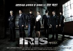 """☀ """"IRIS""""  ~  Synopsis: A story about trust, betrayal, and conspiracy of South & North Korean secret agents. Best friends Kim Hyun-Joon & Jin Sa-Woo join NSS and fall in love with the same woman – analyst Choi Seung-Hee. However, after being abandoned due to a failed mission, revenge leads to the mysterious organization IRIS, whose reach is far wider and deeper than one could ever imagine. 