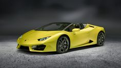 Lamborghini's Huracán RWD Spyder Proves That Less Can Indeed Be More – Robb Report
