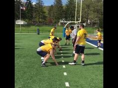 Lycoming Football: Second Week of Spring Practice