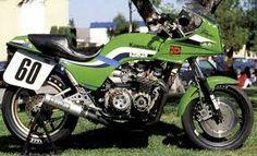 Wayne Rainey AMA GPz 750