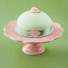 The princess cake.