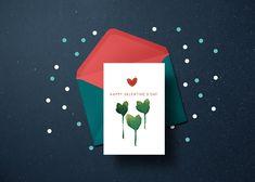 Printable Valentine s Day Card, Digital File Printable Valentine, Card Sizes, Marketing And Advertising, Handmade Items, Printables, Etsy Shop, Digital, Day, Prints