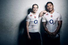 Manu Tuilagi and Emily Scarratt - Best England Centres