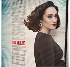 "Eden Espinosa's first solo album ""Look Around"" released December 2012"