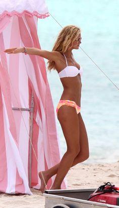 Cute swim suit!