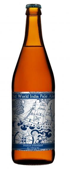 Brewdog - Old World India Pale Ale