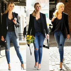♥ Bir Demet Moda ♥: Ünlülerin sokak hali - 57