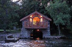 Boathouse at Knott's End | Romantic Retreats | UK Holidays, Photo 1 of 5 (Condé Nast Traveller)