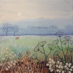 Misty Morning by Josephine Grundy | Artgallery.co.uk