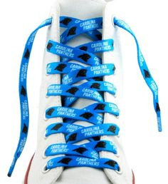 Carolina Panthers Shoe Laces * Want additional info? Click on the image.