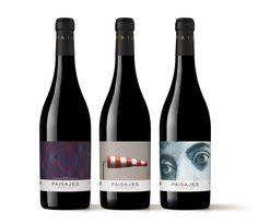 Paisajes   'Otras 101 etiquetas de botellas de vino... (2ª parte)' by @Recetum