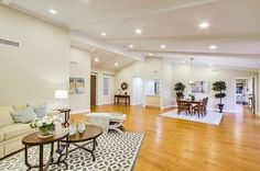 Via Anita | andesign, inc. #interiordesign #luxury #decor #homedecor #homeinspo #lajolla #realestate #staging #lifestyle #openconcept #living room #architecture