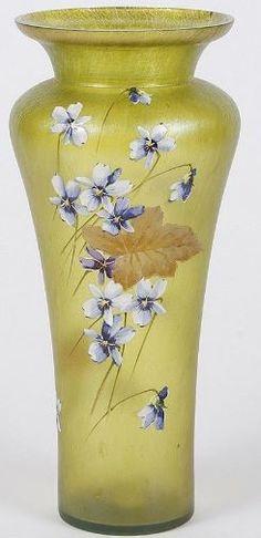 Loetz vase