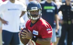 "Seahawks QB Russell Wilson On His New Deal: ""I Wouldn't Want To Be Anywhere Else"" 