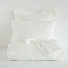EMBROIDERED PERCALE BED LINEN - Bed Linen - Bedroom | Zara Home Switzerland
