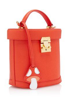 Benchley Bag With Mushroom Charm by MARK CROSS for Preorder on Moda Operandi