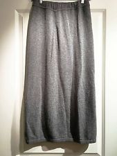 Benetton made in Italy wool sweater skirt size 44 S-M