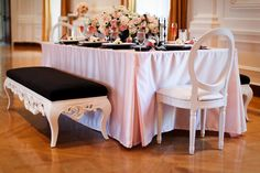 Heavenly Blooms: Coco Chanel French Inspired Bridal Shower at the Richard Nixon Library
