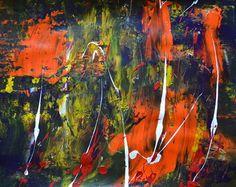 "Saatchi Art Artist Agnieszka Kukawska; Painting, ""The Winds of Change"" #art"