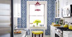 Truques para otimizar espaços em cozinhas pequenas | Pode Entrar! - Yahoo Mulher