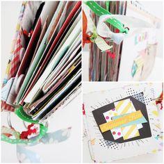 summer mini album - blog de coses