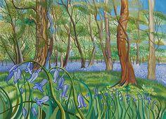 Blue, Anna Dillon
