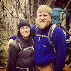 #appalachiantrail #mtroger #freezing #cold #hiking #mountainman #mountaingirl photo by rgrass804