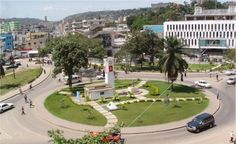 Mwanza, Tanzania - my husband is going there on his next missions trip