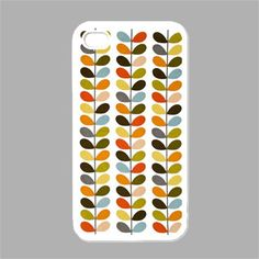 New Orla Kiely Stem iPhone 4 or case Cover iPhone case Iphone 4s, Apple Iphone, Iphone Cases, Floral Iphone Case, Iphone Holder, White Iphone, Orla Kiely, Retail Therapy, The Ordinary