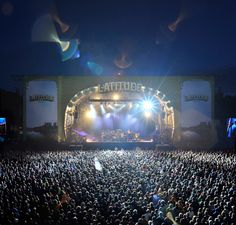 I love Latitude festival! but each time i went it poured with rain!!!!